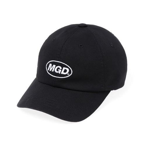 MGD WASHED B.B CAP[BLACK]