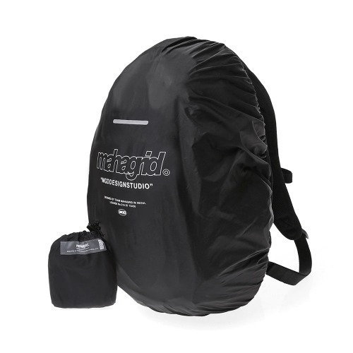 WATERPROOF BACKPACK COVER[BLACK]