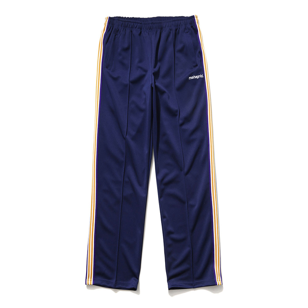 LINE TRACK PANTS[NAVY]