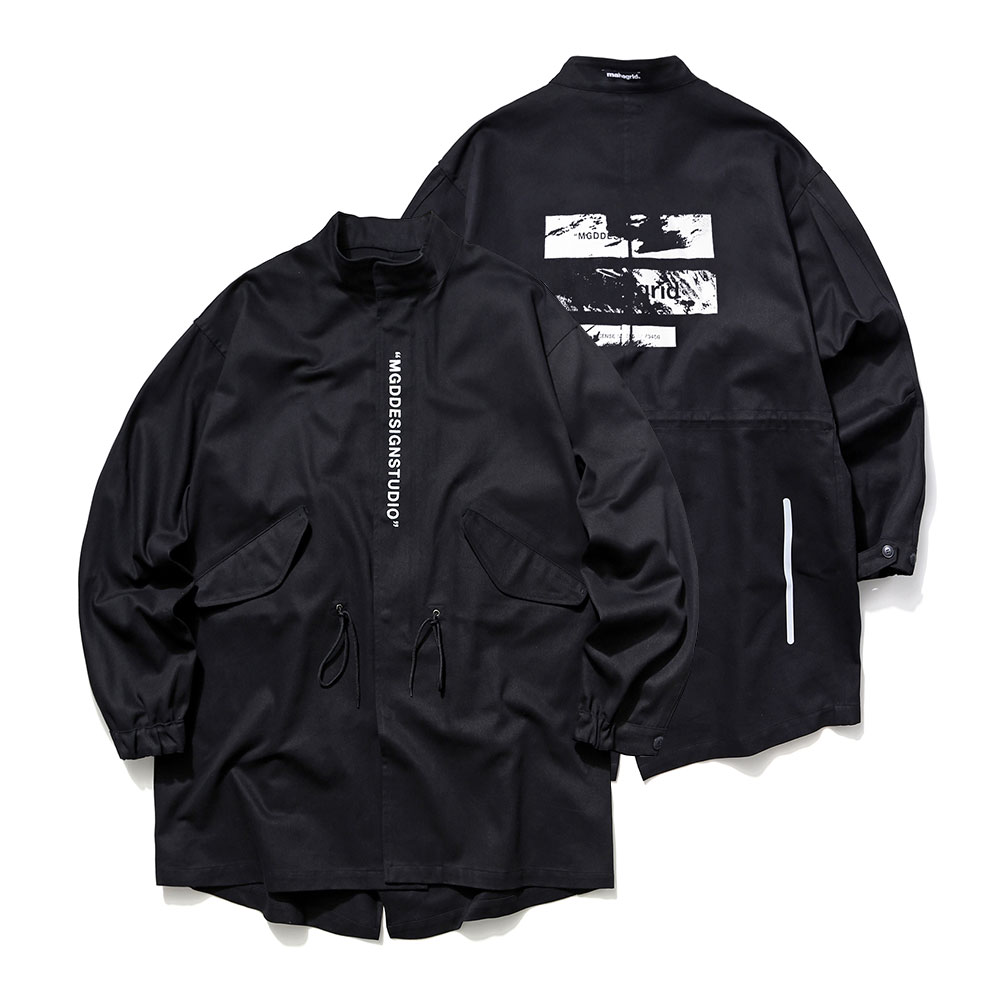 M-51 FISHTAIL PARKA[BLACK]