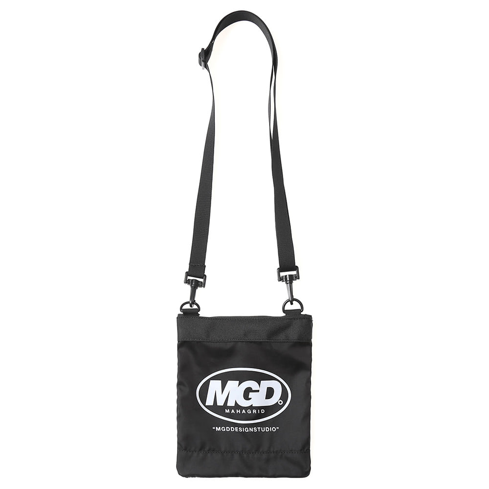 MGD SACOCHE BAG[BLACK]
