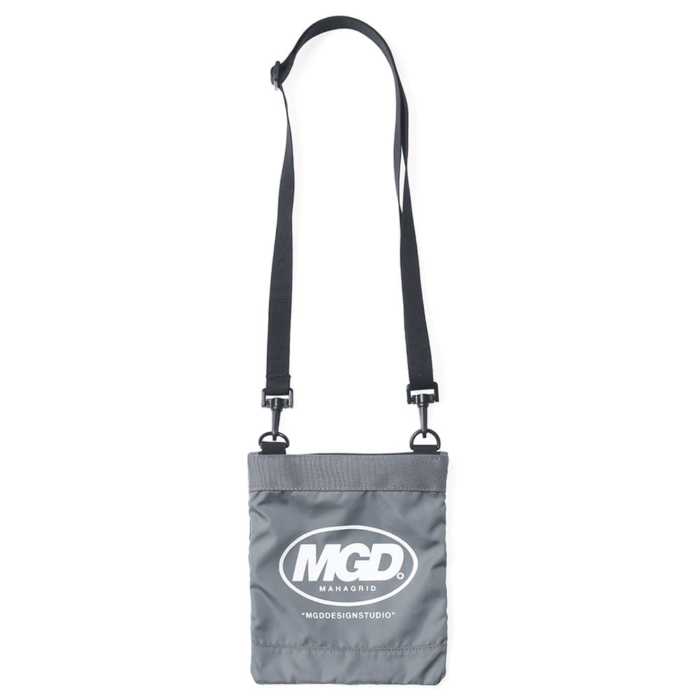 MGD SACOCHE BAG[GREY]