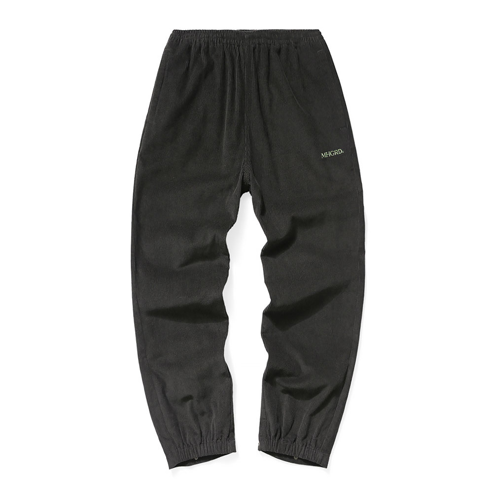 CORDUROY TRACK PANTS[BROWN]