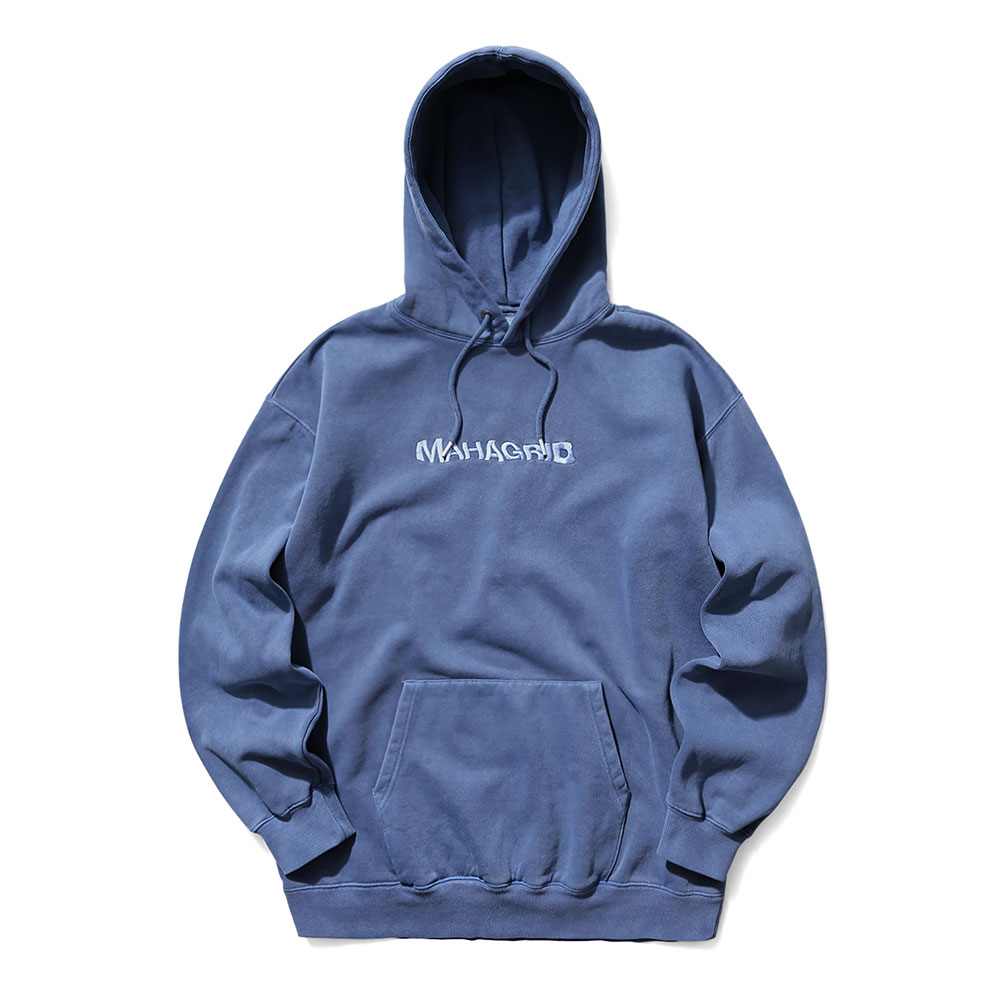OVERDYED HOODIE[NAVY]