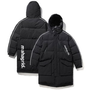 ARCTIC OVERSIZED DOWN PARKA[BLACK]