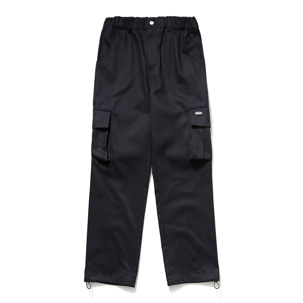 JUNGLE CARGO PANTS[BLACK]