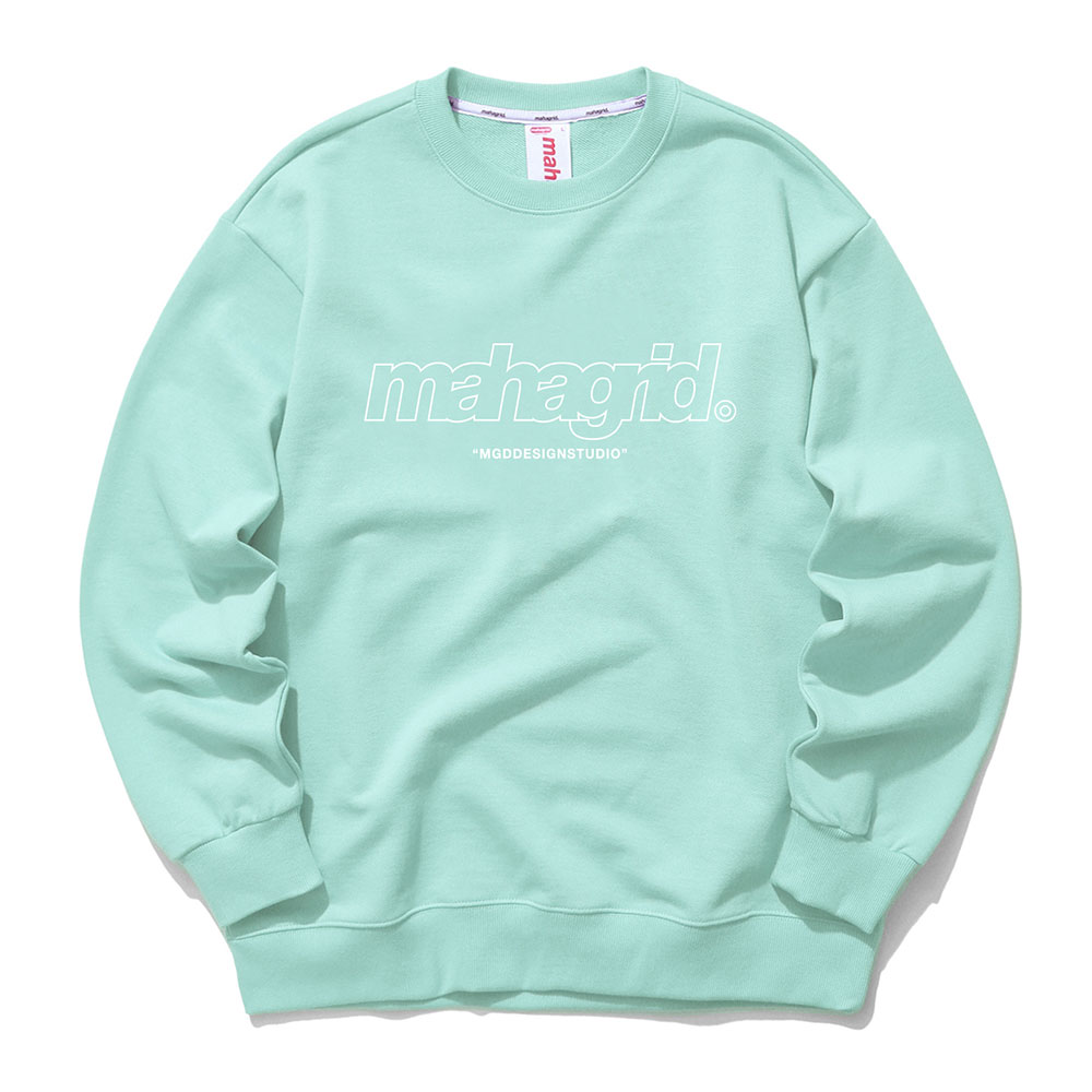 THIRD LOGO CREWNECK[MINT]