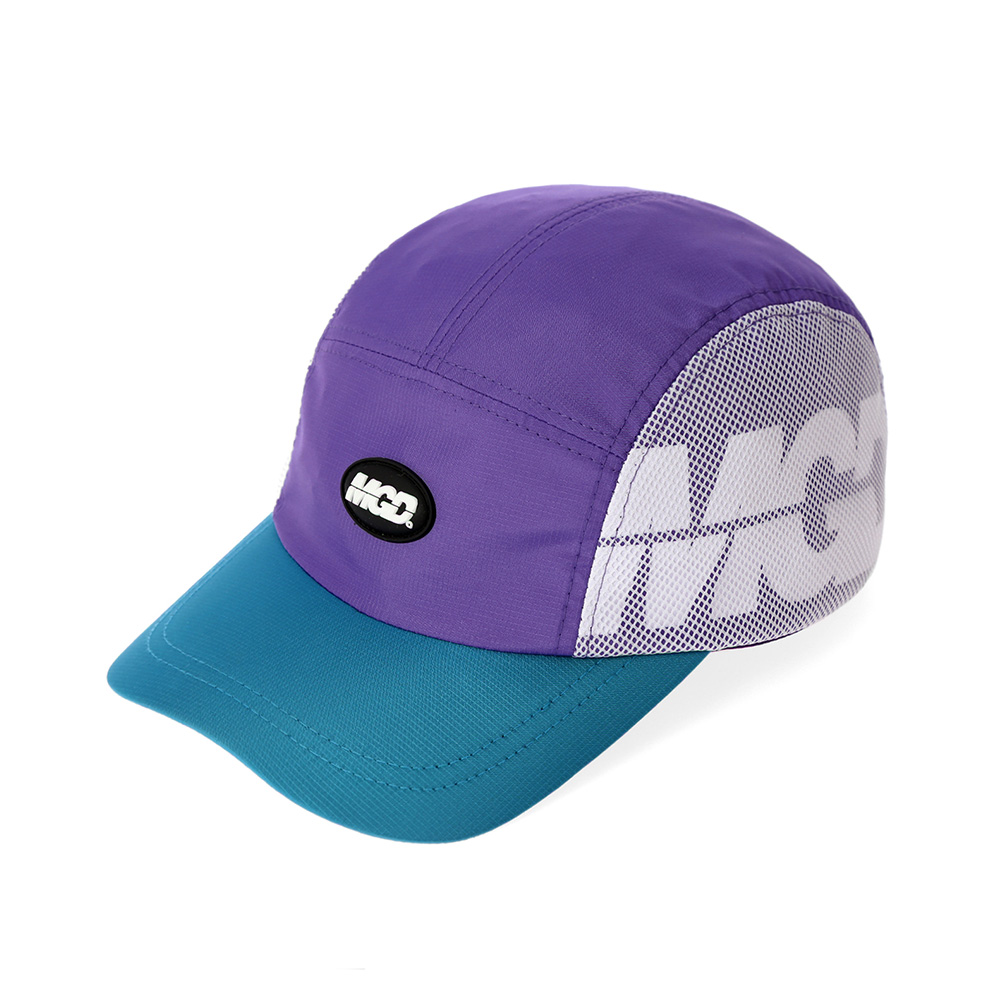 MGD CAMP CAP[PURPLE]